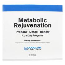 Douglas Laboratories Metabolic Rejuvenation - 4 Bottles