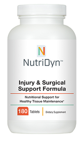 NutriDyn Injury & Surgical Support Formula - 180 Tablets