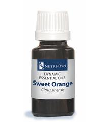 NutriDyn Dynamic Essentials Sweet Orange - 15 ml