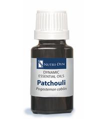 NutriDyn Dynamic Essentials Patchouli - 15 ml