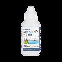Metagenics MetaKids D3 Liquid - 2 fl oz