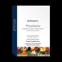 Metagenics Phytoganix Tropical Fruit Stick Pack Box - 15 servings