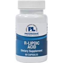 Progressive Labs R-Lipoic Acid - 60 capsules