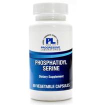 Progressive Labs Phosphatidyl Serine - 60 Veg Capsules