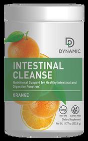 NutriDyn Dynamic Intestinal Cleanse Orange Flavor - 11.77 Oz