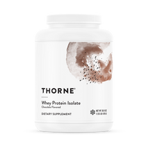 Thorne Whey Protein Isolate - Chocolate