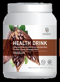 NutriDyn Dynamic Health Drink - Chocolate -  900 grams