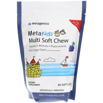 Metagenics MetaKids Multi - 60 Soft Chews