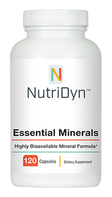 NutriDyn Essential Minerals - 120 Capsules