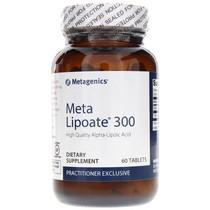 Metagenics  Meta Lipoate 300 - 60 tablets