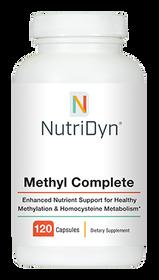 NutriDyn Methyl Complete - 120 Capsules