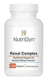 NutriDyn Renal Complex - 120 Capsules