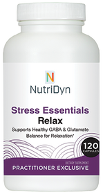 NutriDyn Stress Essentials Relax - 120 Capsules