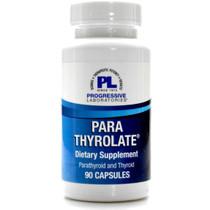 Progressive Labs Para Thyrolate - 90 Capsules