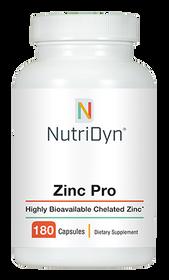 NutriDyn Zinc Pro - 180 Capsules