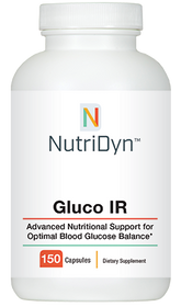 NutriDyn Gluco IR - 150 Capsules