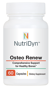 NutriDyn Osteo Renew - 60 Capsules