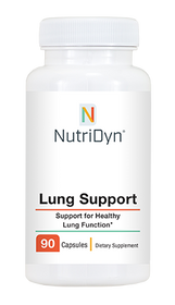 NutriDyn Lung Support - 90 Capsules