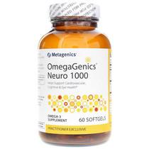 Metagenics OmegaGenics Neuro 1000 - 60 Softgels