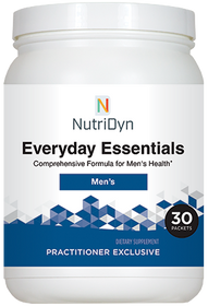 NutriDyn Everyday Essentials Men's - 30 Packets