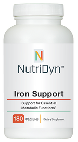 Nutridyn Iron Support - 180 Capsules