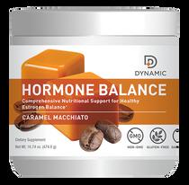 NutriDyn Dynamic Hormone Balance Powder Caramel Macciato  - 16.74 Oz