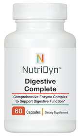 NutriDyn Digestive Complete - 60 Capsules