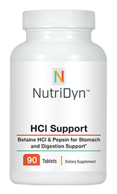 NutriDyn HCl Support - 90 Tablets