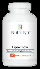 NutriDyn Lipo-Flow - 180 Tablets
