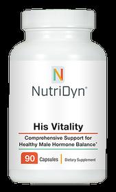 NutriDyn His Vitality - 90 Capsules
