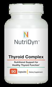 NutriDyn Thyroid Complex - 90 Capsules