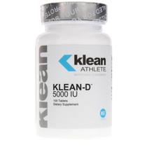 Klean Athlete Klean-D 5000 IU - 100 Tablets
