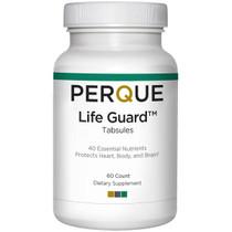Perque Life Guard Tabsules - 60 count