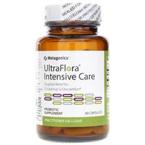 Metagenics UltraFlora Intensive Care - 60 Capsules