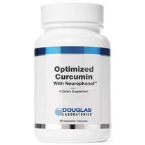 Douglas Laboratories Optimized Curcumin with Neurophenol - 60 Veg Capsules