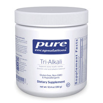 Pure Encapsulations Tri-Alkali Mineral Citrates with Vitamin D3