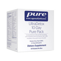 Pure Encapsulations UltraDetox 10-Day Pure Pack