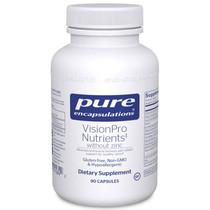 Pure Encapsulations VisionPro Nutrients without Zinc