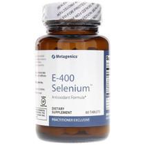 Metagenics E-400 Selenium - 60 Tablets