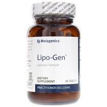 Metagenics Lipo-Gen Lipotropic Formula - 90 Tablets