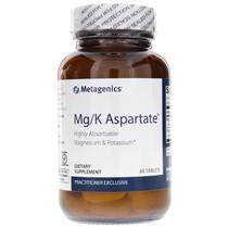 Metagenics Mg/K Aspartate - 60 Tablets