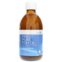 Pharmax Finest Pure Fish Oil with Plant Sterols - 10.1 Oz