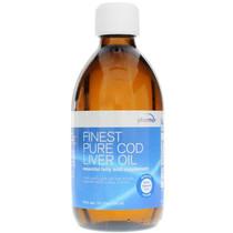 Pharmax Finest Pure Cod Liver Oil Liquid - 10.1 Oz