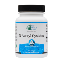 Ortho Molecular N-Acetyl Cysteine - 60 Capsules