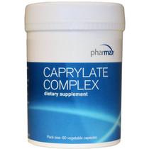 Pharmax Caprylate Complex - 90 Veg Capsules