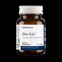 Metagenics Zinc A.G. - 60 Tablets