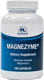 Progressive Labs Magnezyme - 100 Capsules