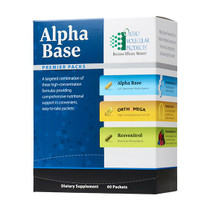 Ortho Molecular Alpha Base Premier Packs - 60 Packets