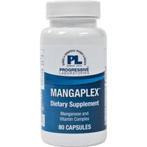 Progressive Labs Mangaplex - 80 Capsules