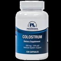 Progressive Labs Colostrum 500 Mg - 120 Capsules